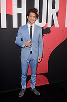 HOLLYWOOD, CA -  APRIL 12: Tyler Posey at the premiere of Universal Pictures' 'Blumhouse's Truth or Dare' at the ArcLight Cinemas Dome in Hollywood, California on April 12, 2018. <br /> CAP/MPI/DE<br /> &copy;DE/MPI/Capital Pictures