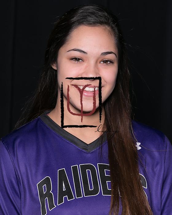 Cedar Ridge softball pitcher, Breanna Hernandez.  (LOURDES M SHOAF for Round Rock Leader.)
