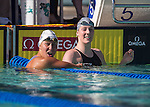 Margo Geer, Missy Franklin, Women's 100 Meter Freestyle<br />