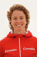 Renate Groenwold.Trainer/coach Schaatsteam Corendon..©foto Martin de Jong..