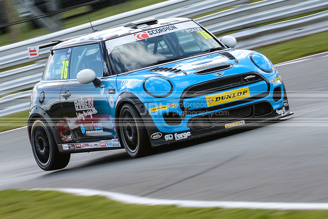 Jo Polley - Eurotech Racing Mini F56 JCW