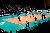 GRONINGEN - Volleybal, Lycurgus - Amriswil, CEV Cup, Martiniplaza , seizoen 2018-2019, 04-12-2018, overzicht Martiniplaza
