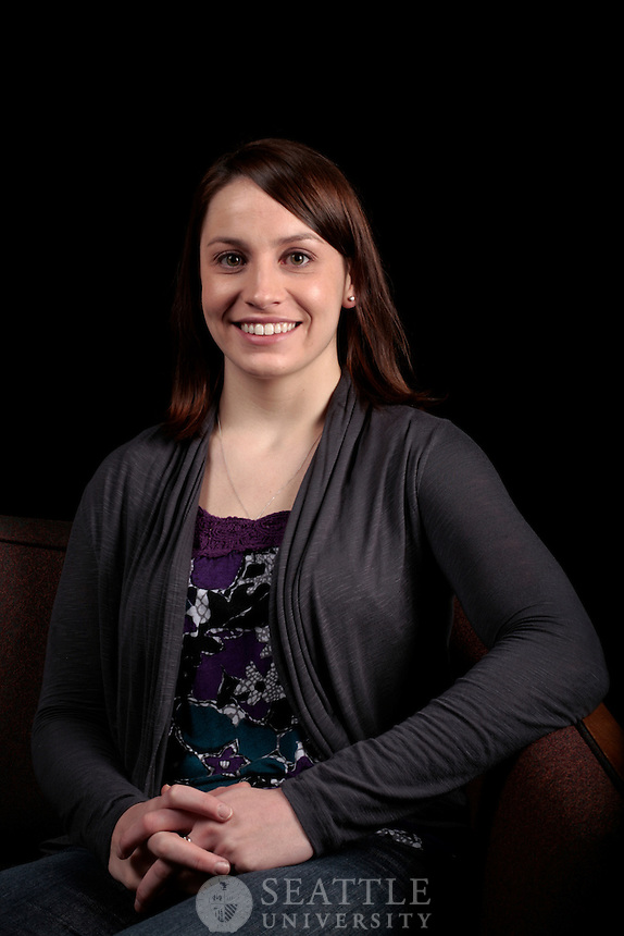 01272009- Rebecca Conte - Alumni Award winner 2009