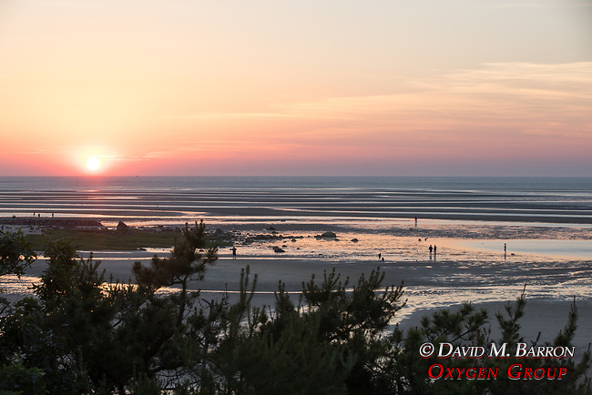 Sunset, Bayside,  Orleans