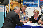 Minister Dermot Ahern at the Scotch Hall Jobs Fair...Photo NEWSFILE/Jenny Matthews.(Photo credit should read Jenny Matthews/NEWSFILE)....This Picture has been sent you under the condtions enclosed by:.Newsfile Ltd..The Studio,.Millmount Abbey,.Drogheda,.Co Meath..Ireland..Tel: +353(0)41-9871240.Fax: +353(0)41-9871260.GSM: +353(0)86-2500958.email: pictures@newsfile.ie.www.newsfile.ie.FTP: 193.120.102.198.