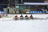 Race: 148  Event: F 4x-  Heat 2<br /> <br /> British Rowing Masters Championships 2018<br /> Saturday<br /> <br /> To purchase this photo, or to see pricing information for Prints and Downloads, click the blue 'Add to Cart' button at the top-right of the page.