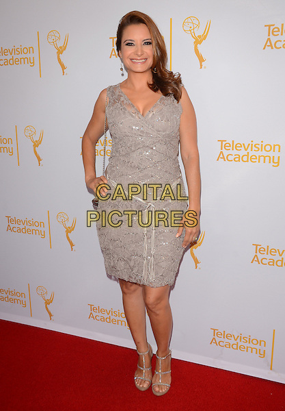 26 July 2014 - North Hollywood, California - Azalea Iniguez. Arrivals for the Television Academy's 66th Los Angeles Area Emmy Awards held at the Leonard H. Goldenson Theatre in North Hollywood, Ca.  <br /> CAP/ADM/BT<br /> &copy;Birdie Thompson/AdMedia/Capital Pictures