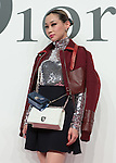 Mademoiselle Yulia, Jun 16, 2015 : Tokyo, Japan - Madmoiselle Yulia attends a photocall for the Christian Dior 2015-16 Ready to Wear collection in Tokyo, Japan. (Photo by AFLO)