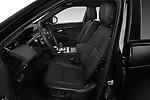 Front seat view of a 2020 Land Rover Range Rover Evoque First Edition 5 Door SUV front seat car photos