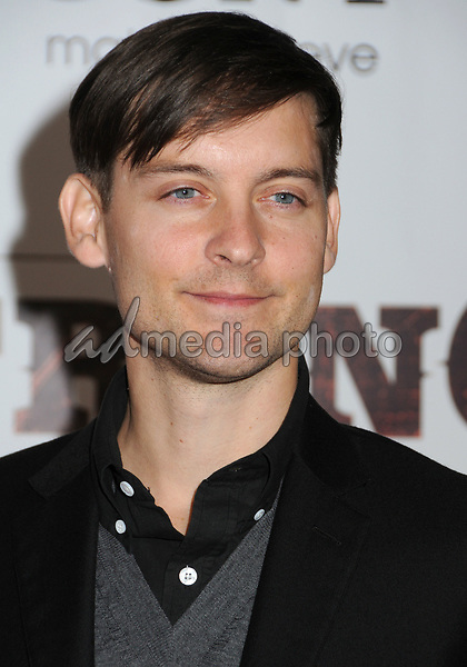 "08 November 2010 - Nashville, TN - Tobey Maguire. ""Country Strong"" World Premiere held at the Green Hills Cinema. Photo Credit: Laura Farr/AdMedia"