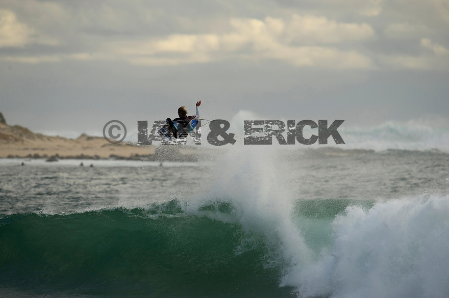 Creed Mctaggart at North Point in Gracetown in Western Australia.