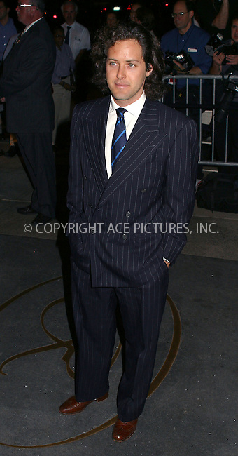 David Lauren attends New Yorkers for Children Annual Fall Gala at the Regent Wall Street Hotel in New York. September 17, 2002. Please byline: Alecsey Boldeskul/NY Photo Press.   ..*PAY-PER-USE*      ....NY Photo Press:  ..phone (646) 267-6913;   ..e-mail: info@nyphotopress.com