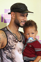 LOS ANGELES, CA - SEPTEMBER 06: Swizz Beats and Son at the 2012 MTV Video Music Awards at The Staples Center on September 6, 2012 in Los Angeles, California. &copy;&nbsp;mpi28/MediaPunch inc. /NortePhoto.com<br />