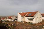 Samaria, Kfar Tapuach settlement, founded in 1978