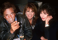 Peter Falk, Marlo Thomas and Elaine May 1990<br /> Photo By Adam Scull/PHOTOlink/MediaPunch