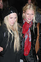 ALEXANDRA AND THEODORA RICHARDS 2006<br /> Photo By John Barrett/PHOTOlink.net