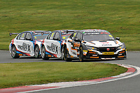 2019 British Touring Car Championship. Race 2. #25 Matt Neal. Halfords Yuasa Racing. Honda Civic Type R.