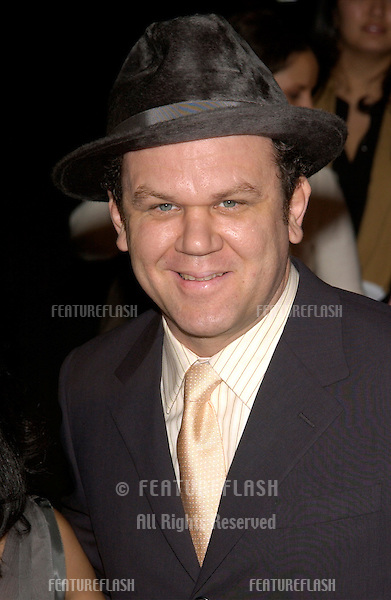 Actor JOHN C. REILLY at the Broadcast Film Critics 8th Annual Critics' Choice Awards at the Beverly Hills Hotel..17JAN2003. .© Paul Smith / Featureflash