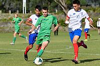 Football - National Age Group Tournament at Petone Memorial Park, Lower Hutt, New Zealand on Saturday 14 December 2019. <br /> Photo by Masanori Udagawa. <br /> www.photowellington.photoshelter.com