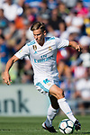 Marcos Llorente of Real Madrid in action during the La Liga 2017-18 match between Getafe CF and Real Madrid at Coliseum Alfonso Perez on 14 October 2017 in Getafe, Spain. Photo by Diego Gonzalez / Power Sport Images