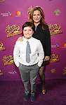 Ana Gasteyer and Ulysses McKittrick attends the Broadway Opening Performance of 'Charlie and the Chocolate Factory' at the Lunt-Fontanne Theatre on April 23, 2017 in New York City.