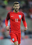Adam Lallana of England during the International Friendly match at the Stadium of Light, Sunderland. Photo credit should read: Simon Bellis/Sportimage
