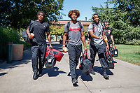 Stanford, CA - September  12, 2019:  Stanford Football travels to Orlando for its game at UCF.