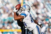 Jaguars vs Lions 2012