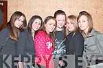 At the Fashion Show in Kirby's lanterns Hotel on Wednesday night were Emma Sheehy, Tracey Mangan, Ballylongford, Elaine Bunyan, Ballydonoghue, Jennifer Kennelly, Moyvane and Ca? it McEllistrim, Ballylongford.   Copyright Kerry's Eye 2008