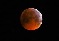 21.01.2019: Mondfinsternis über Büttelborn