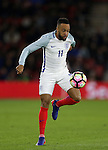 England's Nathan Redmond in action during the Under 21 International Friendly match at the St Mary's Stadium, Southampton. Picture date November 10th, 2016 Pic David Klein/Sportimage