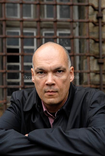 Nick Stone, English writer.