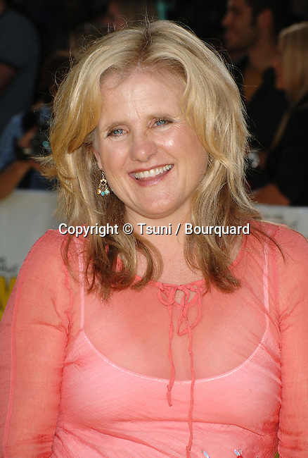 Nancy Cartwright arriving at The Simpsons, The Movie Premiere at the Westwood Theatre in Los Angeles.<br /> <br /> headshot<br /> eye contact<br /> smile