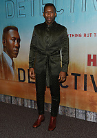 10 January 2019 - Hollywood, California - Mahershala Ali . &quot;True Detective&quot; third season premiere held at Directors Guild of America.   <br /> CAP/ADM/BT<br /> &copy;BT/ADM/Capital Pictures