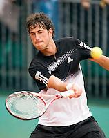 27-5-08, France,Paris, Tennis, Roland Garros, Robin Haase