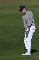 Daan Huizing (NED) on the 4th during Round 3 of the Challenge Tour Grand Final 2019 at Club de Golf Alcanada, Port d'Alcúdia, Mallorca, Spain on Saturday 9th November 2019.<br /> Picture:  Thos Caffrey / Golffile<br /> <br /> All photo usage must carry mandatory copyright credit (© Golffile | Thos Caffrey)
