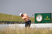 Richard Bland (ENG) on the 2nd tee during Round 3 of the HNA Open De France at Le Golf National in Saint-Quentin-En-Yvelines, Paris, France on Saturday 30th June 2018.<br /> Picture:  Thos Caffrey | Golffile