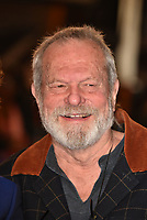 Terry Gilliam<br /> 'Widows' opening gala screening at BFI London Film Festival 2018 in Leicester Square, London, England on October 10, 2018.<br /> CAP/PL<br /> &copy;Phil Loftus/Capital Pictures