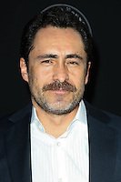 "HOLLYWOOD, LOS ANGELES, CA, USA - MARCH 20: Demian Bichir at the Los Angeles Premiere Of Pantelion Films And Participant Media's ""Cesar Chavez"" held at TCL Chinese Theatre on March 20, 2014 in Hollywood, Los Angeles, California, United States. (Photo by Celebrity Monitor)"