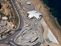 Aquarium project site in Qawra, Malta on 25-05-2013.