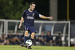02 October 2012: Georgia Southern's Aleksandar Tomic (AUS). The University of North Carolina Tar Heels defeated the Georgia Southern Eagles 2-0 at Fetzer Field in Chapel Hill, North Carolina in a 2012 NCAA Division I Men's Soccer game.