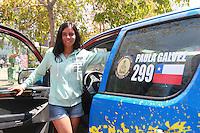 Rally Dakar 2015 Paula Galvez