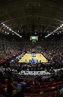 RIO DE JANEIRO RJ, 12.10.2013 - Chicago Bulls vs. Washington Wizards  -  partida do Chicago Bulls contra o Wizards  válida pela pré-temporada da NBA 2013/2014  no HSBC ARENA  na cidade do Rio de Janeiro , neste sabado, 12. (FOTO: ALAN MORICI / BRAZIL PHOTO PRESS)