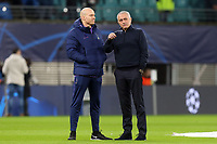 Tottenham Hotspur manager Jose Mourinho before RB Leipzig vs Tottenham Hotspur, UEFA Champions League Football at the Red Bull Arena on 10th March 2020