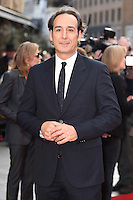 composer, Alexandre Desplat<br /> arrives for the &quot;Florence Foster Jenkins&quot; European premiere at the Odeon Leicester Square, London<br /> <br /> <br /> &copy;Ash Knotek  D3106 12/04/2016