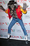 Heidi Klum dresses as Michael Jackson's Thriller Werewolf, at Heidi Klum's 18th Annual Halloween Party presented by Party City and SVEDKA Vodka at Magic Hour Rooftop Bar & Lounge at Moxy Times Square, on October 31, 2017.