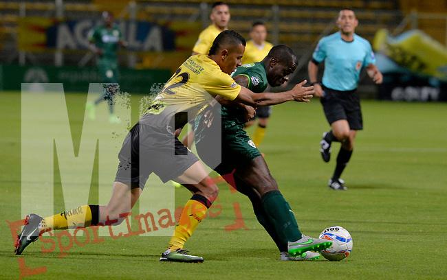 La Equidad igualó como local 1-1 ante Alianza Petrolera. Fecha 5 Liga Águila II-2017.