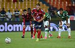 Independiente Medellín igualó como local 1-1 ante Deportivo Cali. Semifinales Copa Águila II-2017.