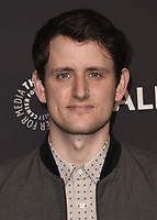 "HOLLYWOOD, CA - MARCH 18:  Zach Woods  at PaleyFest 2018 - ""Silicon Valley"" at the Dolby Theatre on March 18, 2018 in Hollywood, California. (Photo by Scott KirklandPictureGroup)"