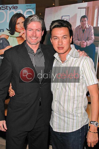 Dr. Frank Ryan and Bobby Trendy